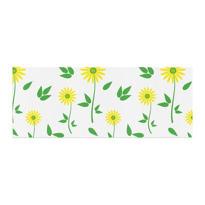 Louise Daisy Bed Runner