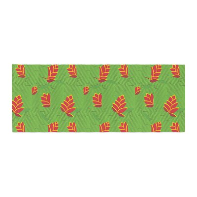 Billington Heliconia Bed Runner