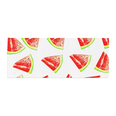 Sreetama Ray Summer Fun Watermelon Bed Runner