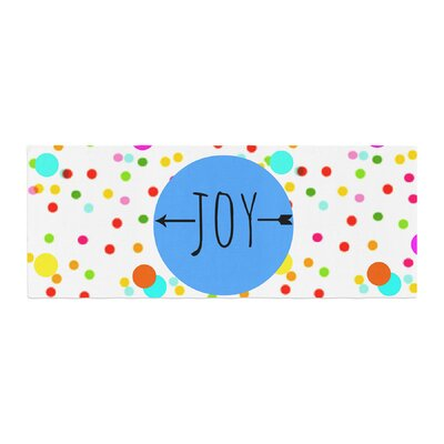 Sreetama Ray Oh Joy Bed Runner