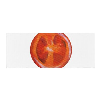 Theresa Giolzetti Tomatoes Bed Runner