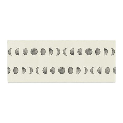 Phases of the Moon Bed Runner