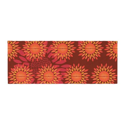 Billington Sunflower Season Bed Runner