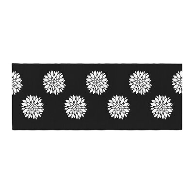Suzanne Carter Peony Rose Bed Runner