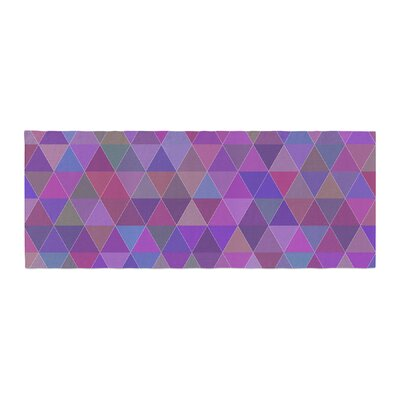 Louise Abstract Bed Runner