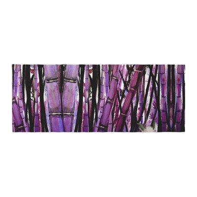 Theresa Giolzetti Bamboo Bunny Bed Runner