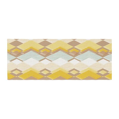 Nika Martinez Retro Desert Bed Runner