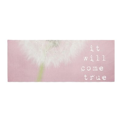 Susannah Tucker It Will Come True Flower Bed Runner