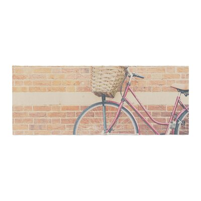 Laura Evans a Bicycle Bed Runner