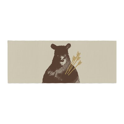 Tobe Fonseca In Love Bear Bed Runner