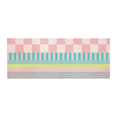 Louise Machado Luna Pattern Bed Runner