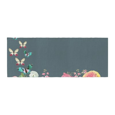 Suzanne Carter Summer Garden 2 Bed Runner