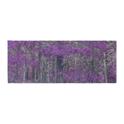Sylvia Coomes Tree Photography Bed Runner