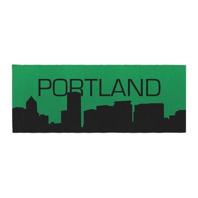 Portland Bed Runner