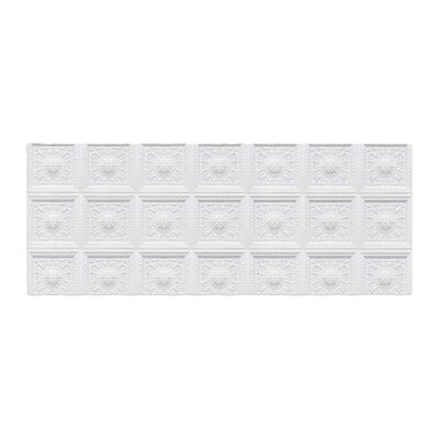 Palace Ceiling Tiles Abstract Bed Runner