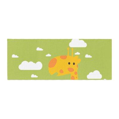 Strawberringo Baby Giraffe Bed Runner