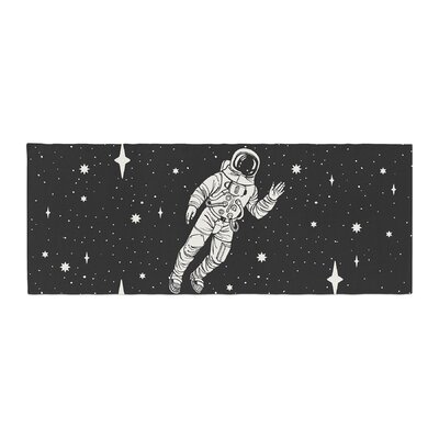 Space Adventurer Fantasy Bed Runner