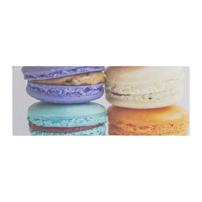 Libertad Leal I Want Macaroons Bed Runner