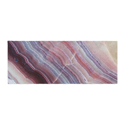 Sunrise Agate Bed Runner