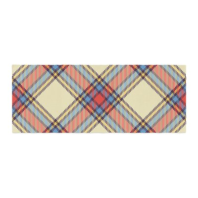Sunday Brunch Plaid Tartan Bed Runner