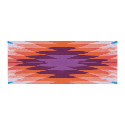 Nika Martinez Surf Lovin Hawaii Bed Runner