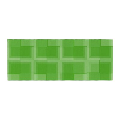 Trebam Menta V.2 Modern Digital Bed Runner