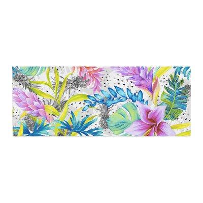 Mmartabc Exotic Pattern Illustration Bed Runner