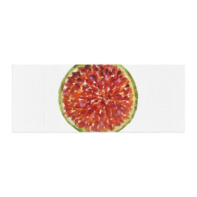 Theresa Giolzetti Passion Fruit Bed Runner