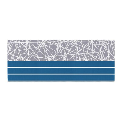 Trebam Odvojen Abstract Bed Runner