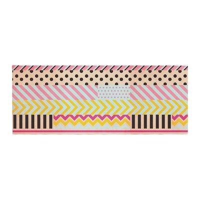 Louise Machado Decorative Tape Bed Runner