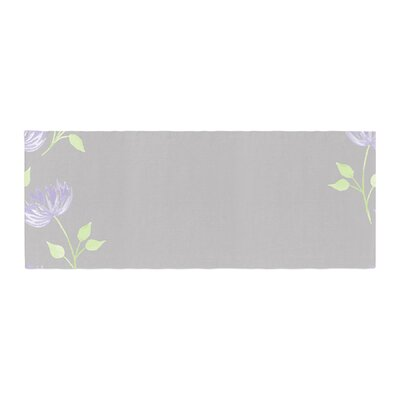 Louise Flower II Bed Runner