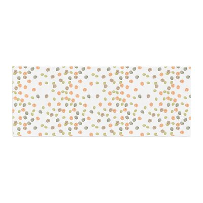 Yenty Jap Autumn Spots Bed Runner