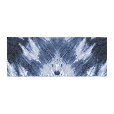 Dye Pattern Bed Runner