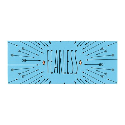 Skye Zambrana Fearless Bed Runner