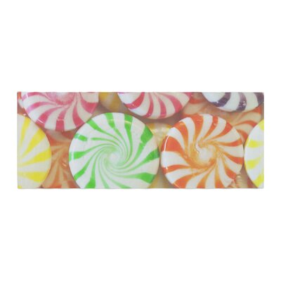 Libertad Leal I Want Candy Bed Runner