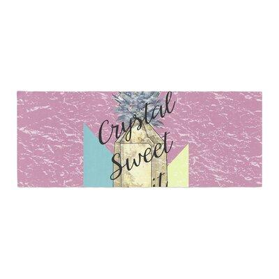 Victoria Krupp Crystal Sweet Fruit Bed Runner