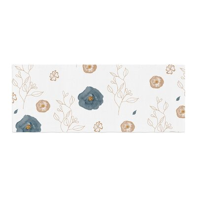 Li Zamperini Collection - Deli Watercolor Bed Runner