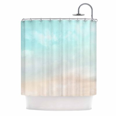 Michelle Drew Vintage Skies Photography Shower Curtain