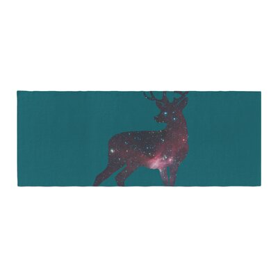 Alias Deer in the Starlight Bed Runner