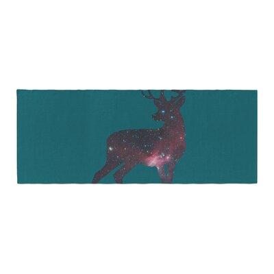 Alias Deer in the Starlight Bed Runner