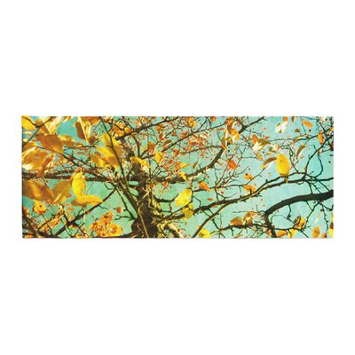 Sylvia Coomes Autumn Tree Bed Runner