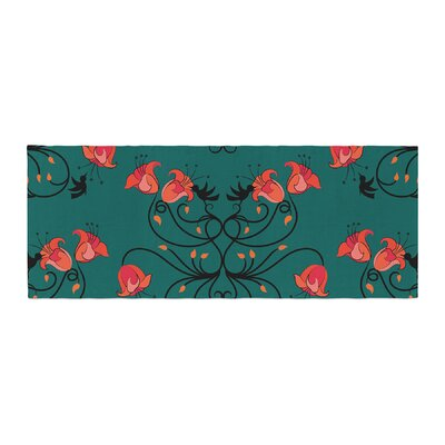 Billington Hummingbird Bed Runner