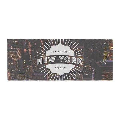 New York Bed Runner
