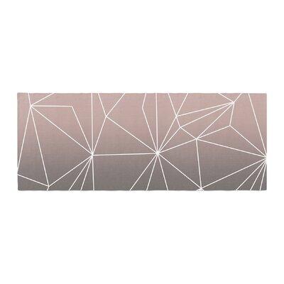 Mareike Boehmer Simplicity 2X Geometric Bed Runner