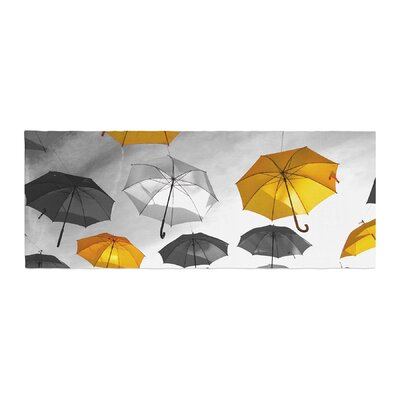 888 Design Umbrellas Bed Runner