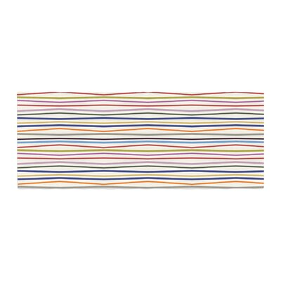 Yenty Jap Stripe Fun Bed Runner