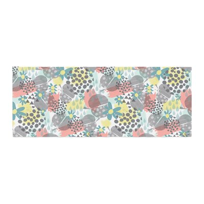 Melissa Armstrong Apples, Drops and Blooms Digital Bed Runner
