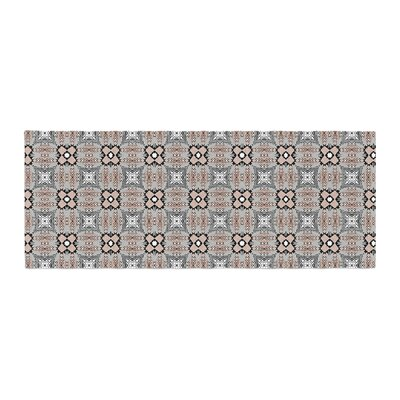 Vasare Nar African Nomad Pattern Bed Runner