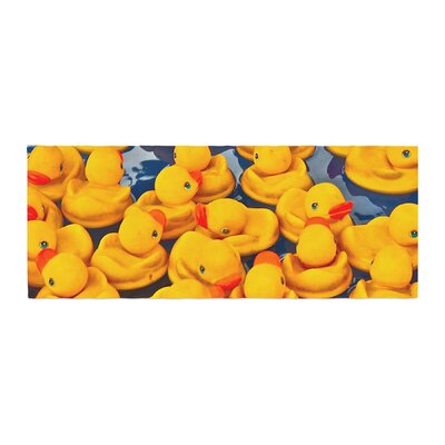 Maynard Logan Duckies Bed Runner