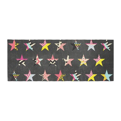 Louise Machado Dancing Stars Bed Runner